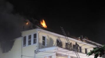 Apartment Building Fire, 210 Washington Street, Tamaqua, 9-9-2015 (88)