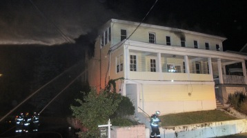 Apartment Building Fire, 210 Washington Street, Tamaqua, 9-9-2015 (9)