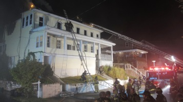 Apartment Building Fire, 210 Washington Street, Tamaqua, 9-9-2015 (92)
