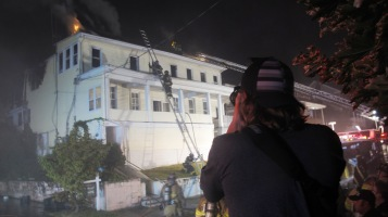 Apartment Building Fire, 210 Washington Street, Tamaqua, 9-9-2015 (95)