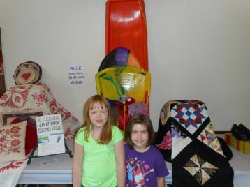 Basket Auction Social, Summit Hill Heritage Center, Summit Hill, 8-22-2015 (10)
