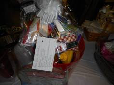 Basket Auction Social, Summit Hill Heritage Center, Summit Hill, 8-22-2015 (2)
