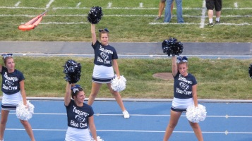 Blue Out Football Game, Benefit for Thelma Urban, Raider Band, Sports Stadium, Tamaqua, 9-4-2015 (228)
