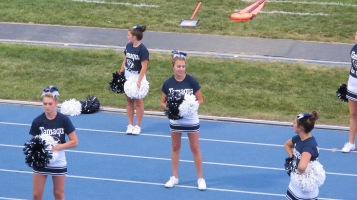 Blue Out Football Game, Benefit for Thelma Urban, Raider Band, Sports Stadium, Tamaqua, 9-4-2015 (232)
