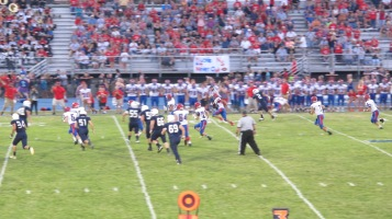 Blue Out Football Game, Benefit for Thelma Urban, Raider Band, Sports Stadium, Tamaqua, 9-4-2015 (287)