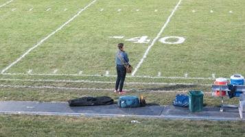 Blue Out Football Game, Benefit for Thelma Urban, Raider Band, Sports Stadium, Tamaqua, 9-4-2015 (397)
