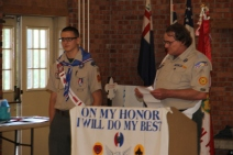 Christopher, Chris Daynorowicz, earns Eagle Scout Award, Hawk Mountain Scout (102)