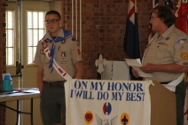 Christopher, Chris Daynorowicz, earns Eagle Scout Award, Hawk Mountain Scout (104)
