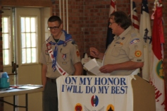 Christopher, Chris Daynorowicz, earns Eagle Scout Award, Hawk Mountain Scout (105)