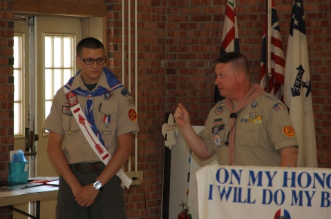 Christopher, Chris Daynorowicz, earns Eagle Scout Award, Hawk Mountain Scout (113)