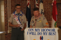 Christopher, Chris Daynorowicz, earns Eagle Scout Award, Hawk Mountain Scout (115)