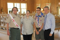 Christopher, Chris Daynorowicz, earns Eagle Scout Award, Hawk Mountain Scout (119)