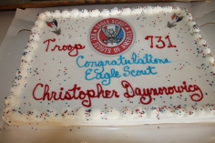 Christopher, Chris Daynorowicz, earns Eagle Scout Award, Hawk Mountain Scout (120)
