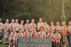 Christopher, Chris Daynorowicz, earns Eagle Scout Award, Hawk Mountain Scout (143)