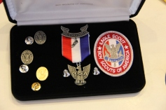 Christopher, Chris Daynorowicz, earns Eagle Scout Award, Hawk Mountain Scout (18)