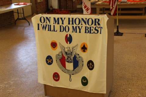 Christopher, Chris Daynorowicz, earns Eagle Scout Award, Hawk Mountain Scout (189)