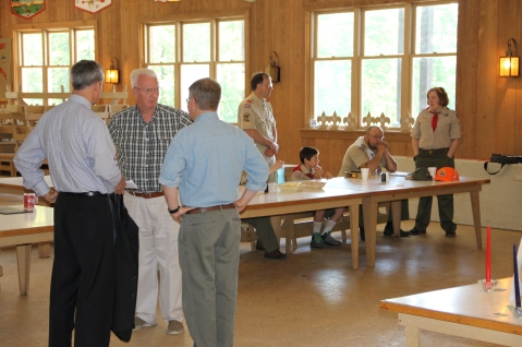 Christopher, Chris Daynorowicz, earns Eagle Scout Award, Hawk Mountain Scout (38)