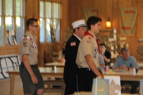 Christopher, Chris Daynorowicz, earns Eagle Scout Award, Hawk Mountain Scout (44)