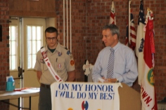 Christopher, Chris Daynorowicz, earns Eagle Scout Award, Hawk Mountain Scout (46)