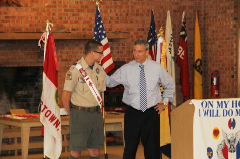Christopher, Chris Daynorowicz, earns Eagle Scout Award, Hawk Mountain Scout (49)