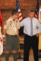Christopher, Chris Daynorowicz, earns Eagle Scout Award, Hawk Mountain Scout (50)