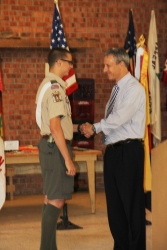 Christopher, Chris Daynorowicz, earns Eagle Scout Award, Hawk Mountain Scout (52)