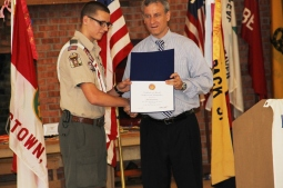Christopher, Chris Daynorowicz, earns Eagle Scout Award, Hawk Mountain Scout (55)