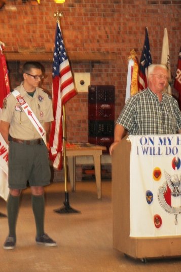 Christopher, Chris Daynorowicz, earns Eagle Scout Award, Hawk Mountain Scout (57)