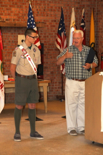 Christopher, Chris Daynorowicz, earns Eagle Scout Award, Hawk Mountain Scout (58)