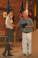 Christopher, Chris Daynorowicz, earns Eagle Scout Award, Hawk Mountain Scout (59)