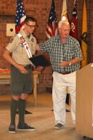 Christopher, Chris Daynorowicz, earns Eagle Scout Award, Hawk Mountain Scout (60)