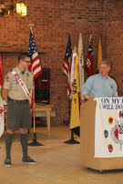 Christopher, Chris Daynorowicz, earns Eagle Scout Award, Hawk Mountain Scout (61)