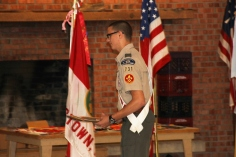 Christopher, Chris Daynorowicz, earns Eagle Scout Award, Hawk Mountain Scout (65)