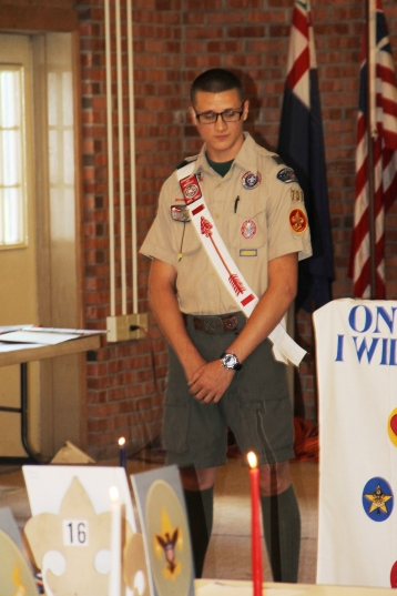 Christopher, Chris Daynorowicz, earns Eagle Scout Award, Hawk Mountain Scout (74)