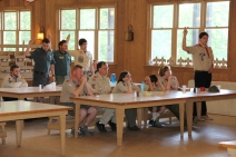 Christopher, Chris Daynorowicz, earns Eagle Scout Award, Hawk Mountain Scout (76)