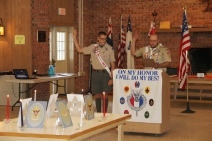 Christopher, Chris Daynorowicz, earns Eagle Scout Award, Hawk Mountain Scout (77)