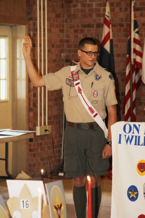 Christopher, Chris Daynorowicz, earns Eagle Scout Award, Hawk Mountain Scout (78)