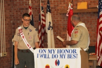 Christopher, Chris Daynorowicz, earns Eagle Scout Award, Hawk Mountain Scout (80)