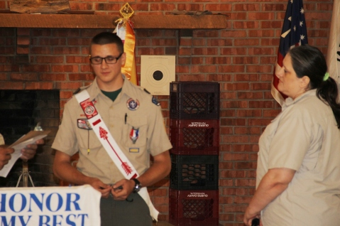 Christopher, Chris Daynorowicz, earns Eagle Scout Award, Hawk Mountain Scout (84)