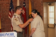 Christopher, Chris Daynorowicz, earns Eagle Scout Award, Hawk Mountain Scout (85)