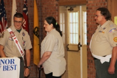 Christopher, Chris Daynorowicz, earns Eagle Scout Award, Hawk Mountain Scout (86)