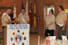 Christopher, Chris Daynorowicz, earns Eagle Scout Award, Hawk Mountain Scout (88)