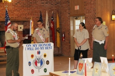 Christopher, Chris Daynorowicz, earns Eagle Scout Award, Hawk Mountain Scout (91)