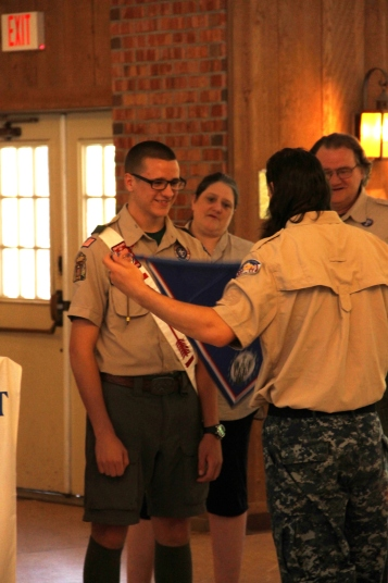Christopher, Chris Daynorowicz, earns Eagle Scout Award, Hawk Mountain Scout (93)