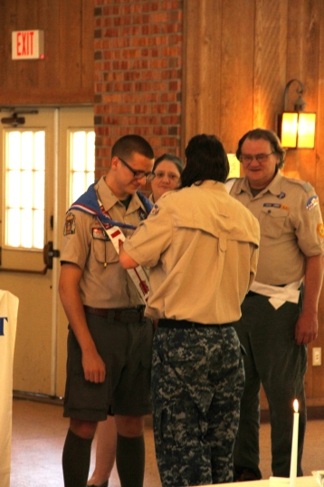 Christopher, Chris Daynorowicz, earns Eagle Scout Award, Hawk Mountain Scout (94)