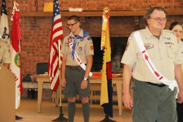 Christopher, Chris Daynorowicz, earns Eagle Scout Award, Hawk Mountain Scout (96)