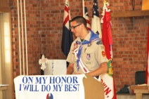 Christopher, Chris Daynorowicz, earns Eagle Scout Award, Hawk Mountain Scout (98)