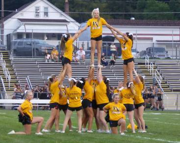 Fall Meet The Panthers, from Lisa Hiles, Panther Valley Stadium, Lansford, 9-2-2015 (13)