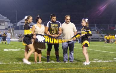 Fall Meet The Panthers, from Lisa Hiles, Panther Valley Stadium, Lansford, 9-2-2015 (23)