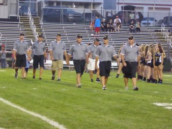 Fall Meet The Panthers, from Lisa Hiles, Panther Valley Stadium, Lansford, 9-2-2015 (32)